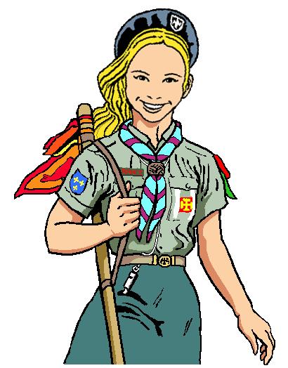 scoutisme féminité éclaireuse altruisme