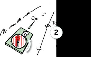 azimut relevé terrain-2