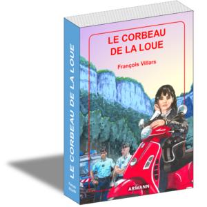 Livre icone Corbeau de la Loue
