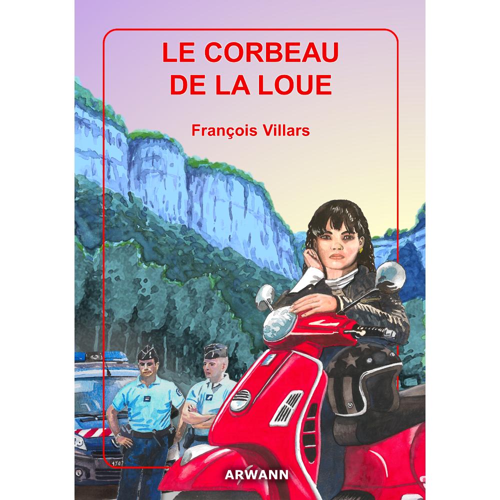image couverture Corbeau Loue
