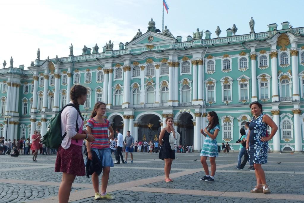 Palais de l'Ermitage : Tout y est extraordinairement beau